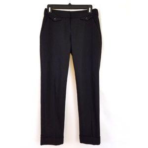 Express Size 0 Editor Fit Black Dress Pants